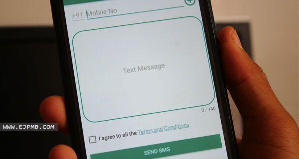 افضل 7 مواقع ارسال رسائل Sms مجانا برقم هاتفك Sms Samsung Galaxy Phone Text Messages
