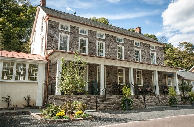 Golden Pheasant Inn in Erwinna, PA | B