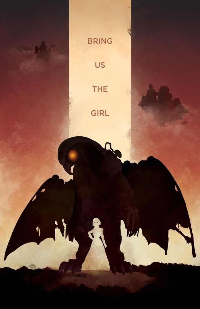 Bioshock Infinite: Bring Us the Girl - Created by Dylan West
