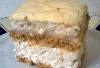 E heti gasztrobloggerünk tematikája az egészséges süti. Blogján is igyekszik karcsúsító fogásokkal megörvendeztetni az olvasóit. Most egy túrós-citromos sütit hozott nektek!