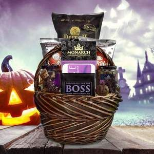 Trick-or-Treater's Dream Gift Basket
