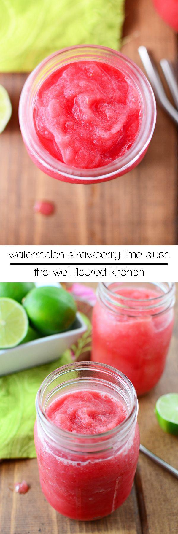 25+ best ideas about Strawberry Slush on Pinterest | Slush ...