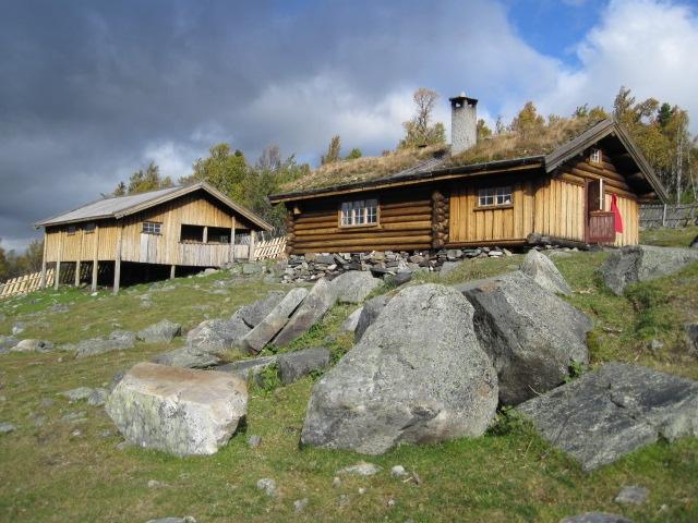 A norwegian seter.
