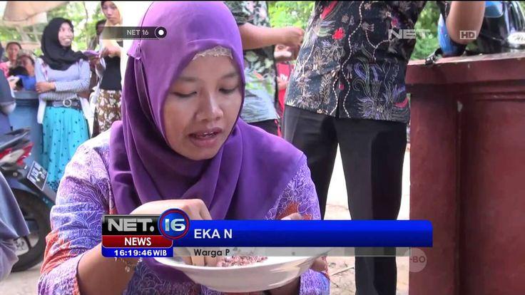 Olahan Biji Sorgum Pengganti Nasi - NET16
