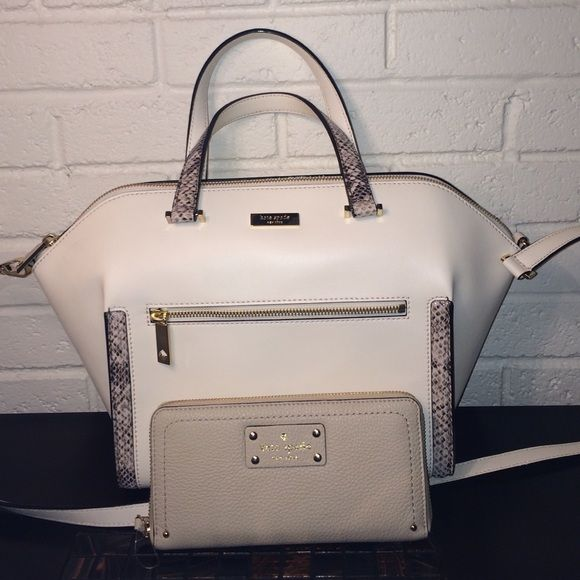 7d6ce6eabe00 Kate spade parliament square Savannah set Price firm Authenticity tags  posted on last picture date tag