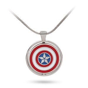 Marvel Civil War Choose Your Side Pendant - Exclusive | ThinkGeek