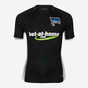Hertha BSC Berlin 2017-18 Season Away Die Alte Dame Shirt [K659]