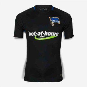 Hertha BSC Berlin 2017-18 Season Away Die Alte Dame Shirt [K659]