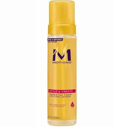 Motions Versatile Foam Styling Lotion 8.5 oz  $4.49 Visit www.BarberSalon.com One stop shopping for Professional Barber Supplies, Salon Supplies, Hair & Wigs, Professional Product. GUARANTEE LOW PRICES!!! #barbersupply #barbersupplies #salonsupply #salonsupplies #beautysupply #beautysupplies #barber #salon #hair #wig #deals #sales #Motions #Versatile #Foam #Styling #Lotion