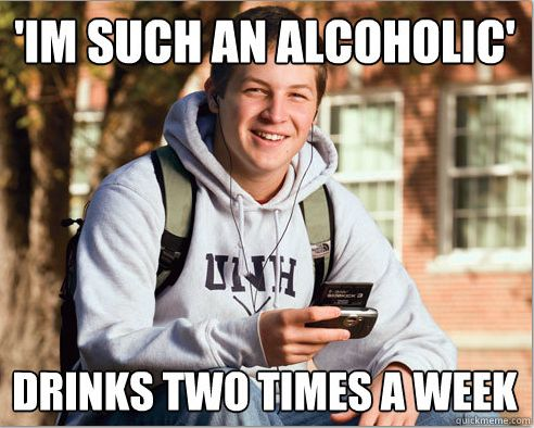 The Best Of The College Freshman Meme