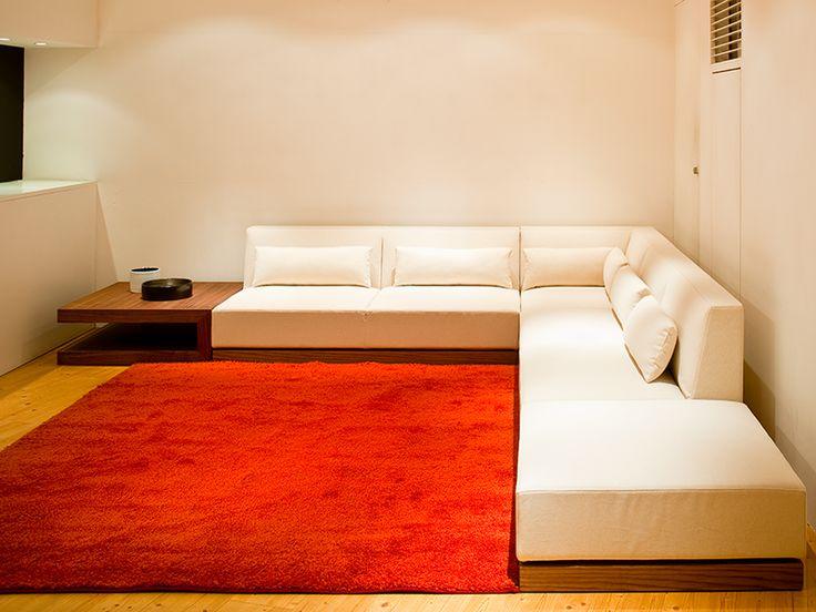 リビングスケープ | LIVING SCAPE sofa / オリジナルデザイン家具 - TIME & STYLE | タイム アンド スタイル