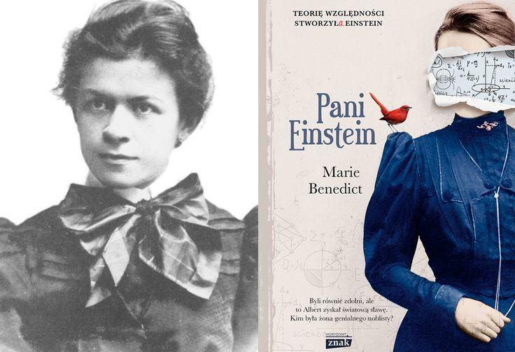 """Nazywała go """"Jasiem"""", on ją """"Laleczką"""". Długo byli w stanie poświęcić dla siebie wszystko. Niestety, w walce o serce Einsteina zwyciężyła fizyka."""