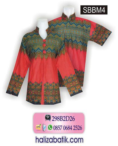Jual Baju Murah, Toko Baju Online, Baju Batik Modern, SBBM4