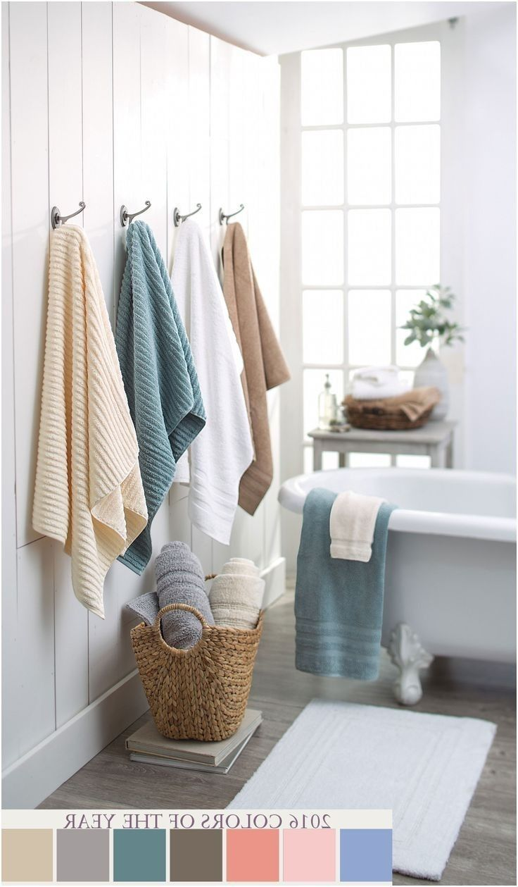 New Bathroom Towel Color Ideas Ij083w With Images Bathroom