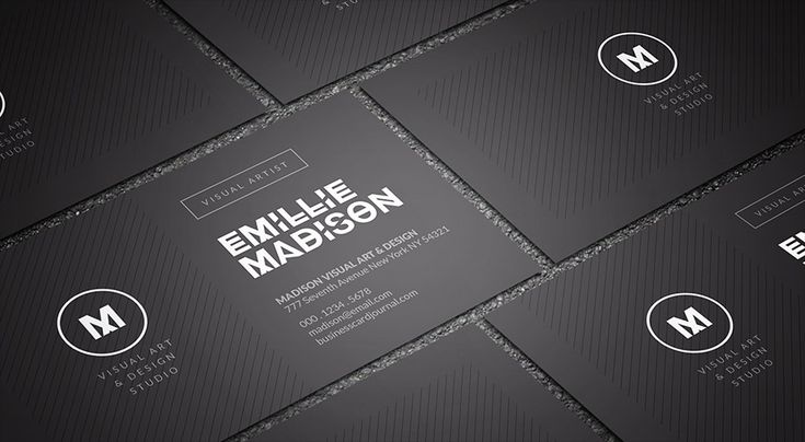 256 best Free Business Card Templates images on Pinterest   Free ...