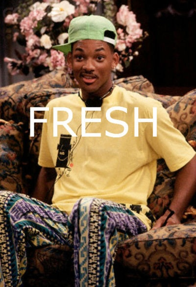 Fresh prince is the shit... But I wanted to make this post to tell everyone about the new rule. Swag doesn't count if you buy everything with your parents money and act like a bitch to everyone. Sorry. :c
