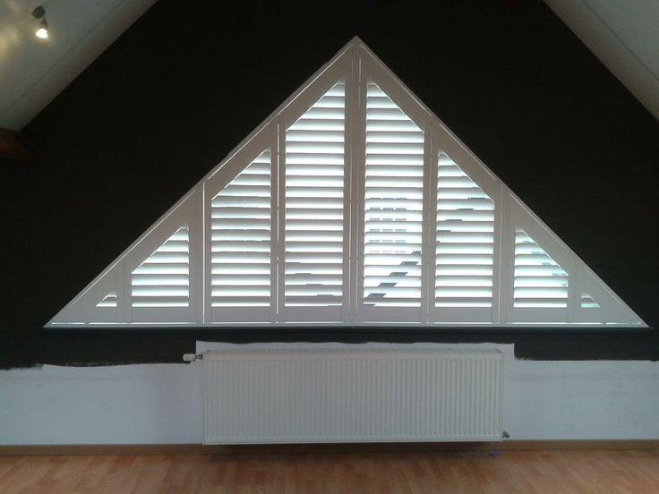 shutters in special size  .#shutters , #exinterior , #binnenluiken , www.exinterior.be