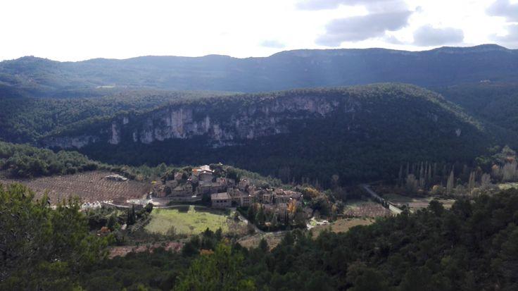 Farena, Alt Camp (Catalunya - Catalonia) Paisatges de Catalunya
