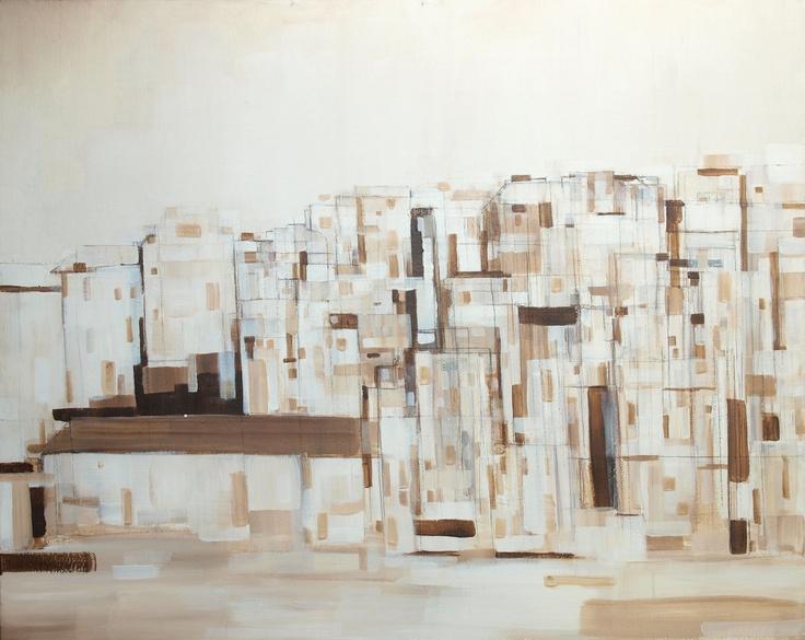 acryl/oil on canvas 100x80cm