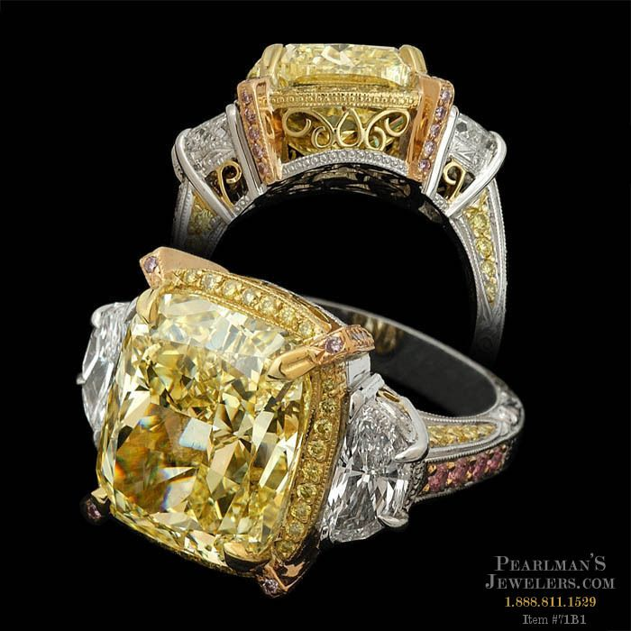 330 best engagement rings images on pinterest for Michael m collection