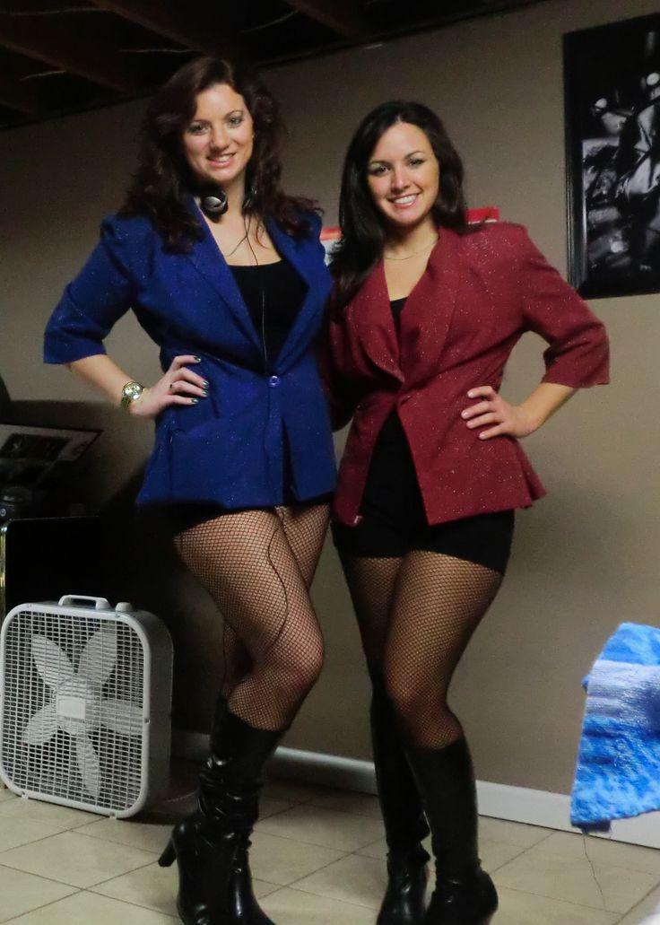A Night at the Roxbury Costumes Matching Black Shorts ...