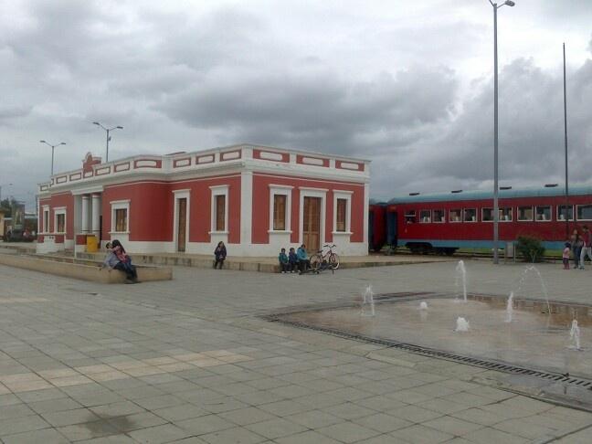 Estacion Tren De La Sabana Cajica