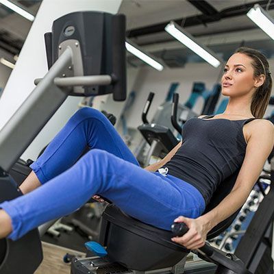 Do you know how to make recumbent exercise bike workout? Check this out!