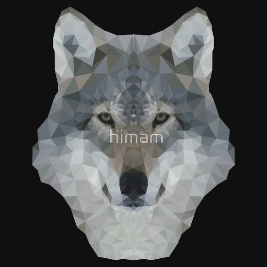 Wolves Face