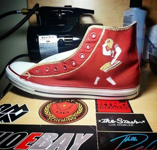 49ers i want these my style rocks