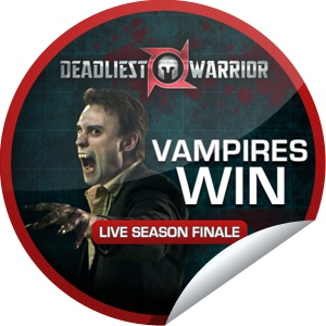 Deadliest Warrior: Vampires