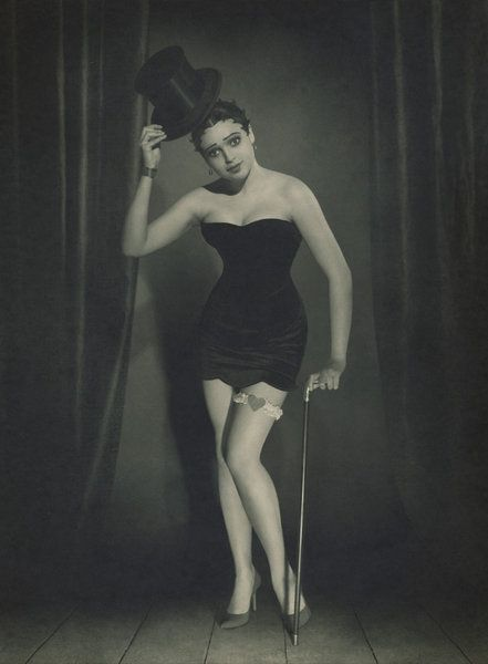The real Betty Boop...vintage Pin-Up, Crazy, never seen this one before, I guess you could call this vintage cosplay.