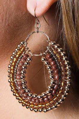 shopmcauleys.com blog: Grandes y audaces PENDIENTES