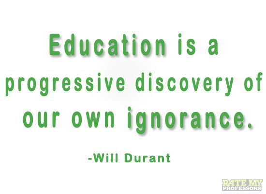 Education Is A Progressive Discovery Of Our: 161 Best Images About Quotable Quotes On Pinterest