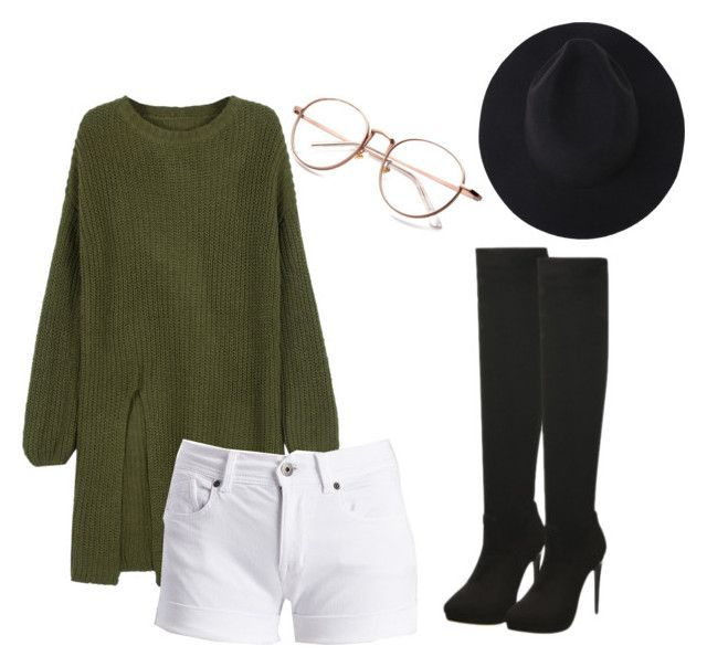 """""""Untitled #55"""" by fhk21 on Polyvore featuring WithChic and Barbour International"""