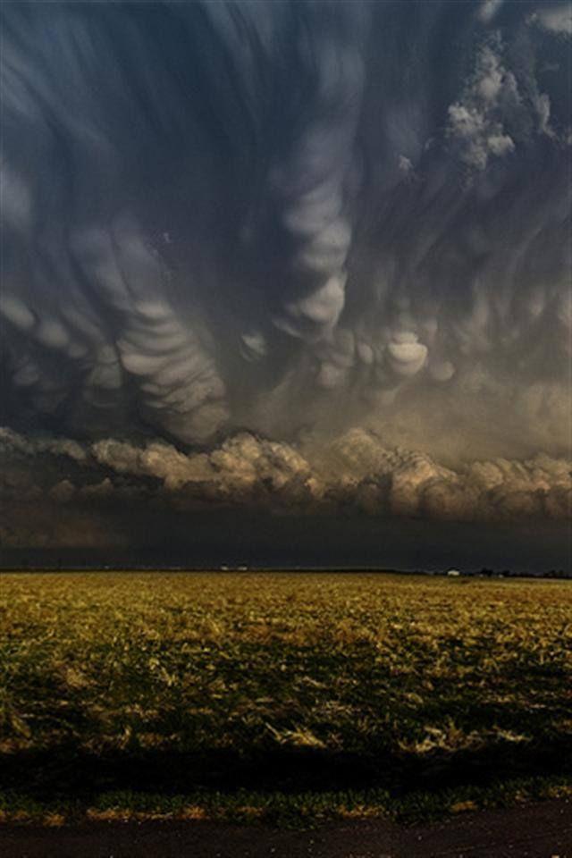 Mágicas nubes.