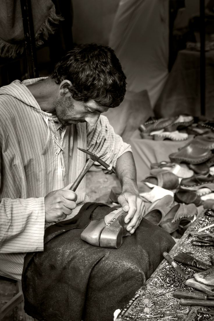 the master cordwainer