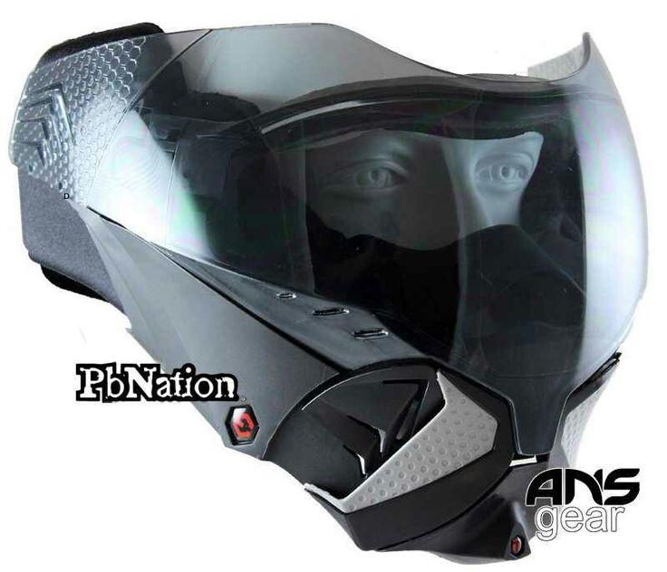 C2 eyon paintball mask
