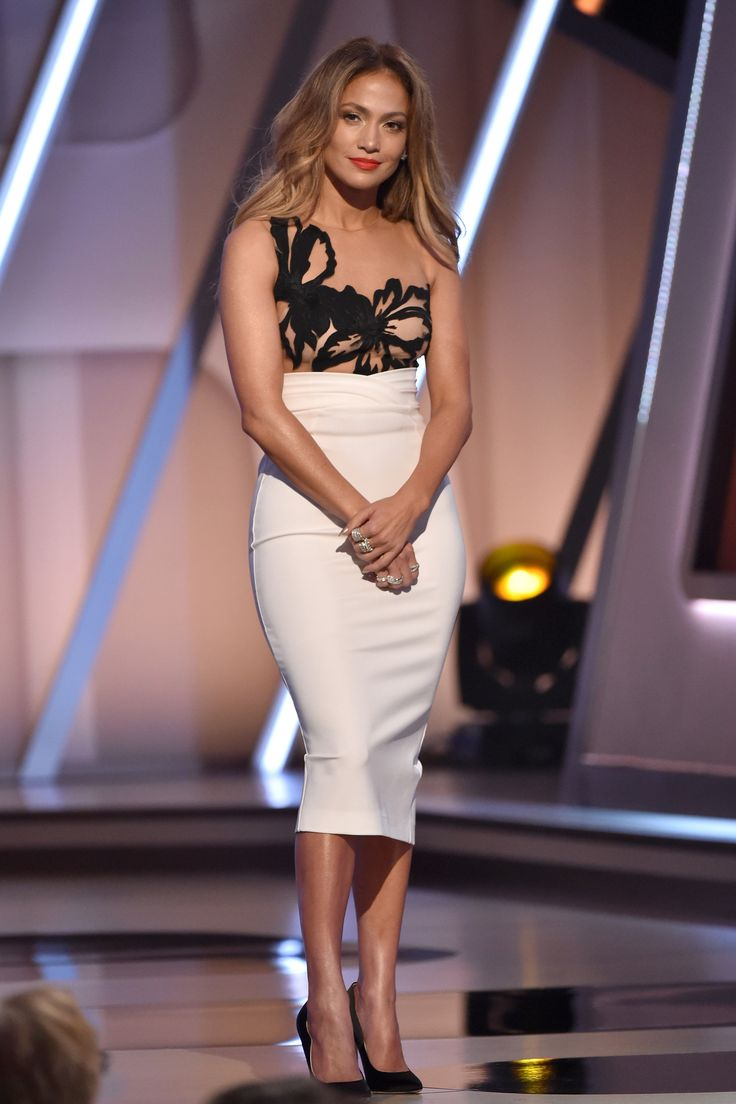 J.Lo speaks onstage during the 18th Annual Hollywood Film Awards at the Palladium on Nov. 14, 2014, in Hollywood, California.