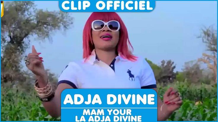 Adja Divine - Mam Your la Adja Divine [Clip Officiel] 2015
