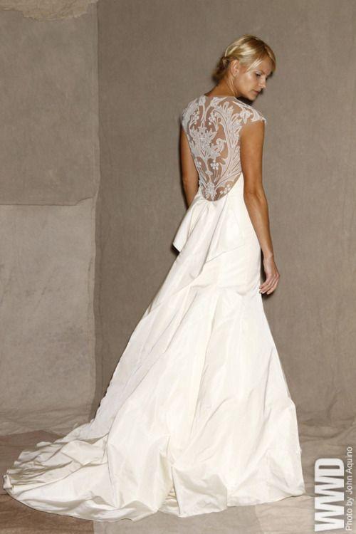 Bridal Trend: Walk This Way    LOOK BACK: Lela Rose Bridal Spring 2013