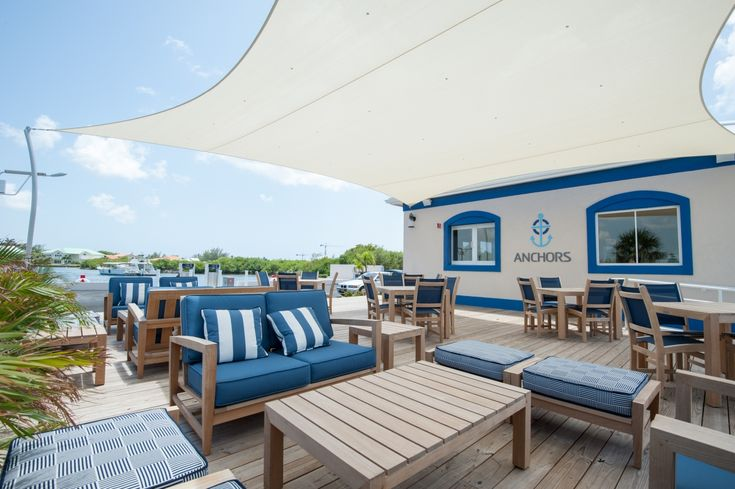 Anchors convenience store at Cayman Islands Yacht Club