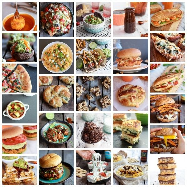 8 best go to recipe ideators images on pinterest cooking blogs a months worth of healthier football food courtesy of a seriously talented young woman baked harvest forumfinder Image collections