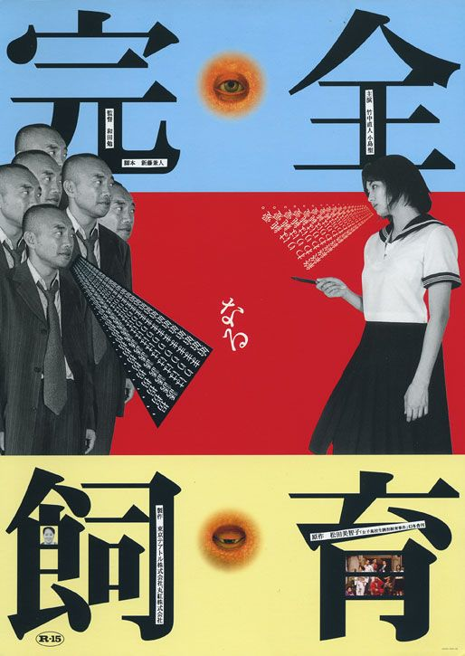 Japanese Movie Posters: The Perfect Education