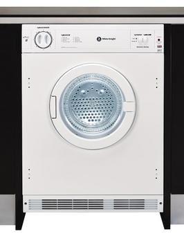 $199 White Knight C8317 7kg Integrated Sensor Tumble Dryer - White | very.co.uk
