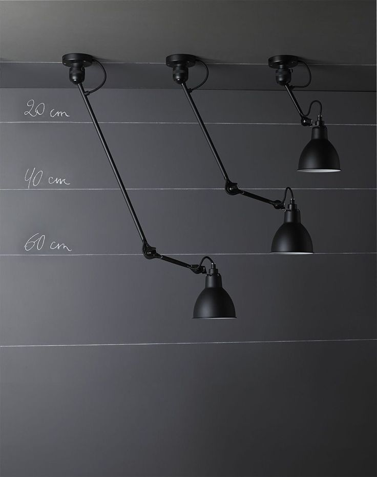 ADJUSTABLE WALL LAMP WITH SWING ARM 304L40 | DCW ÉDITIONS