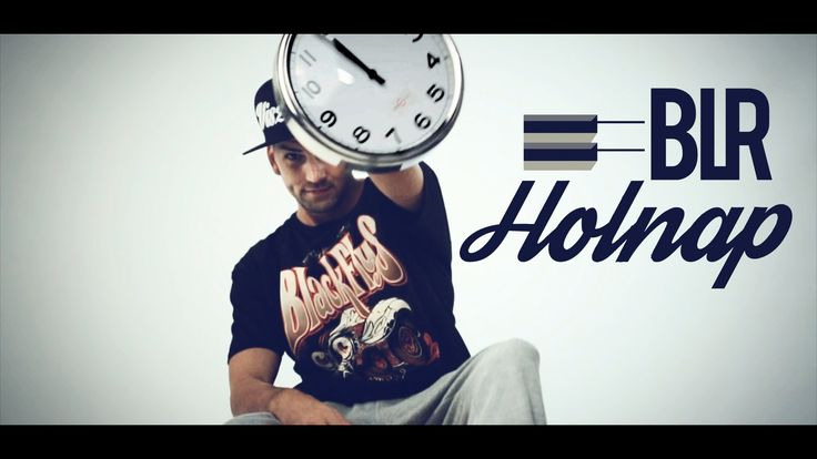 BLR - HOLNAP  | OFFICIAL MUSIC VIDEO |