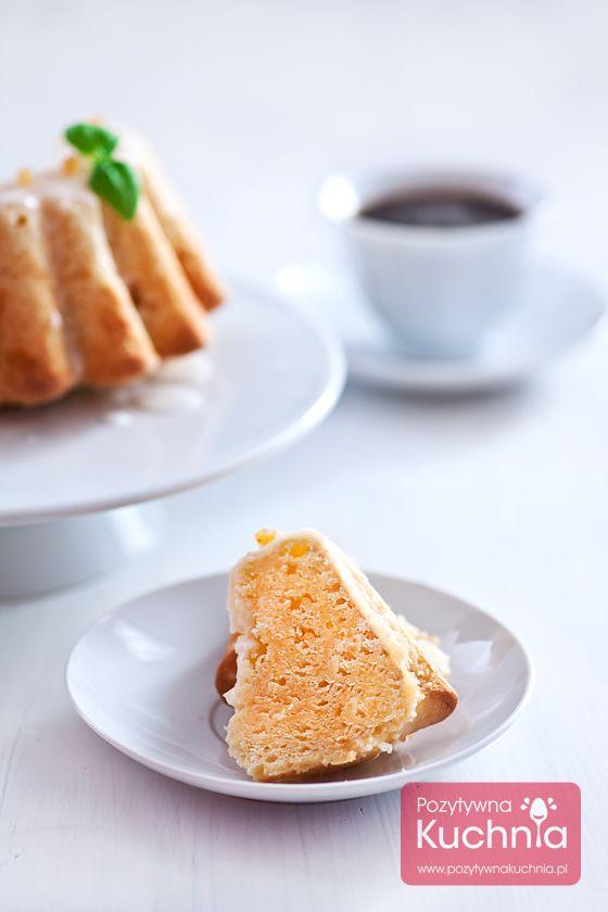 #Babka cytrynowa, idealna na #wielkanoc  http://pozytywnakuchnia.pl/babka-cytrynowa/  #przepis #ciasto