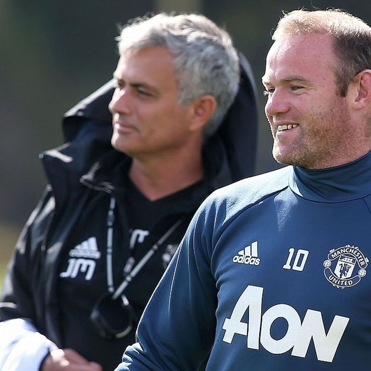 Can Jose Mourinho get the best out of Wayne Rooney at Man United?