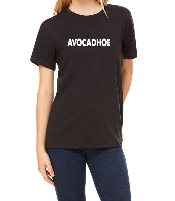 Avocadhoe and Holy Guacamole - Womens Relaxed Jersey T-Shirt Do we need to say more?! Show some love for everyones favorite side order must have! This loose fitting relaxed jersey T is perfect for your daily outings! Perfect for Cinco de Mayo and your weekly Taco Tuesday! The graphic is printed directly onto the fabric using our in house Direct to Garment digital printer. This Relaxed T comes in multiple colors! **In the notes section when checking out, please specify which design you would…