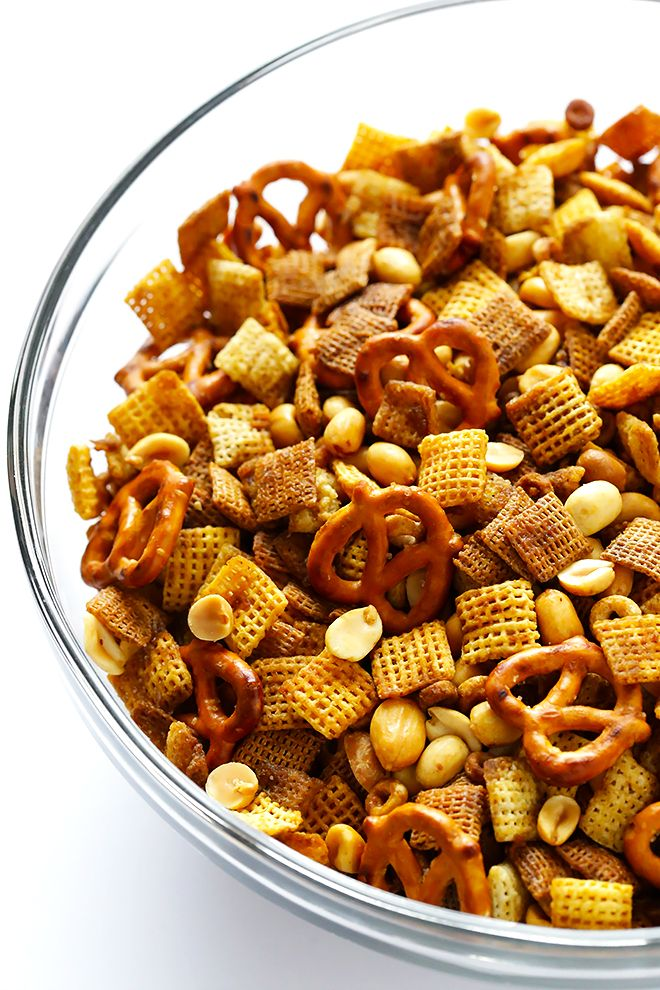 Extra-Bold Chex Mix Recipe 1